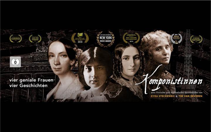 Filmplakat »Komponistinnen«