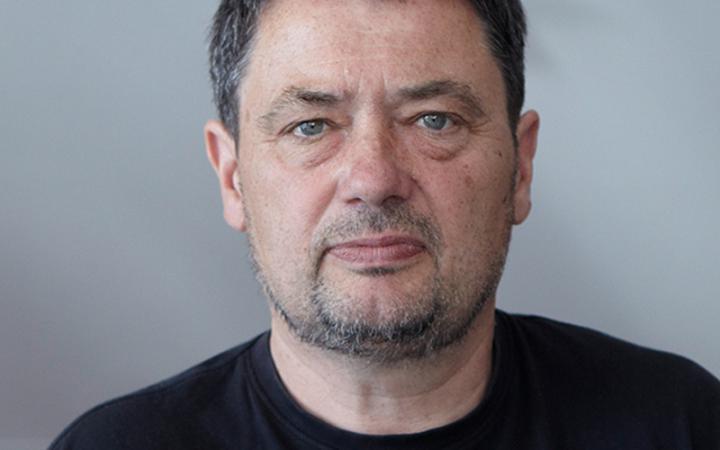 Portrait von Lutz Dammbeck