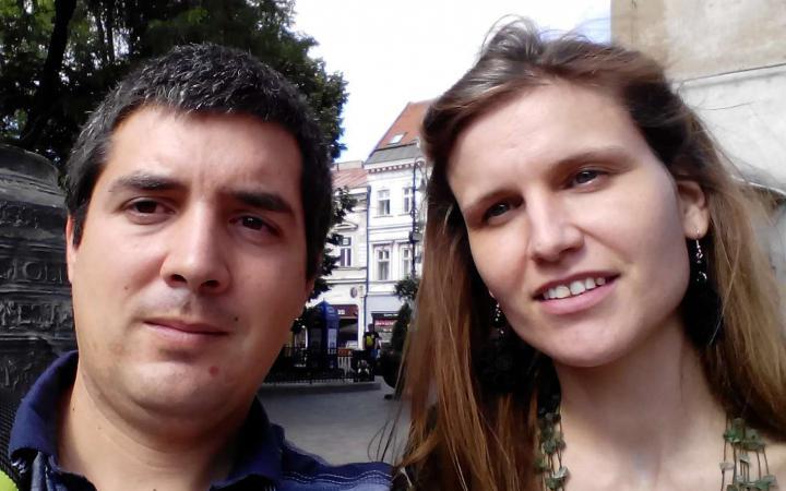 Alena Mesarosova & Manuel Ferrer Hernandéz (Manusamo & Bzika)