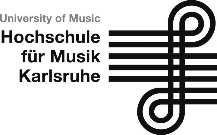 Logo der Hochschule für Musik in Karlsruhe