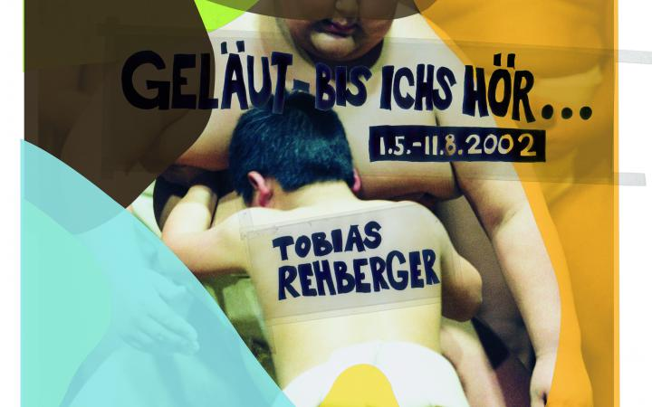 """Detail der Ausstellung """"Tobias Rehberger"""""""