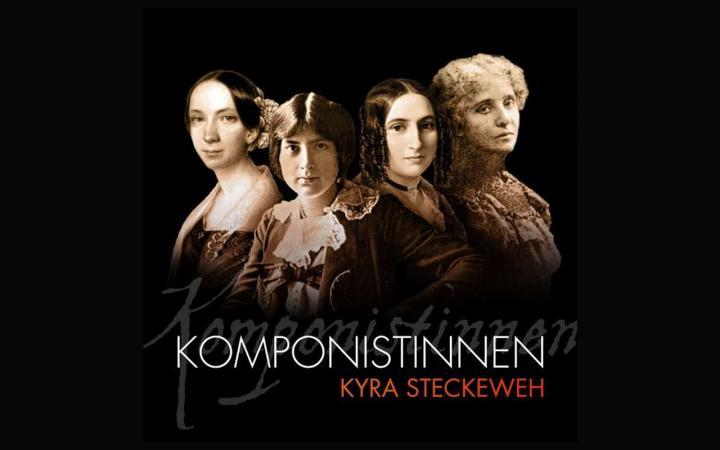 Das Cover der CD »Komponistinnen«