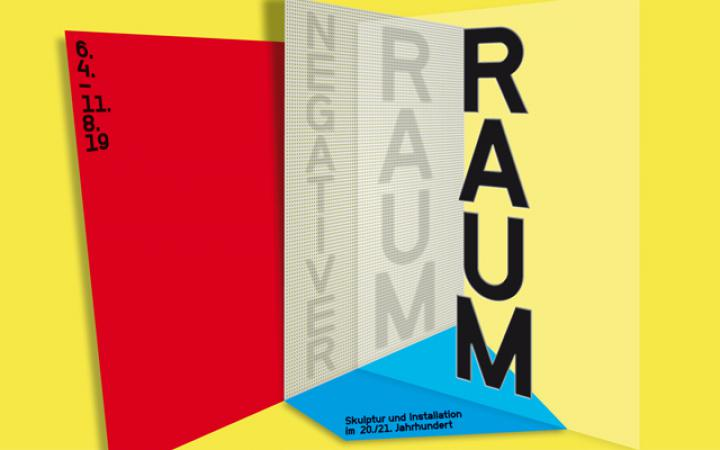 Negativer Raum. Skulpturen und Installationen im 20. und 21. Jahrhundert