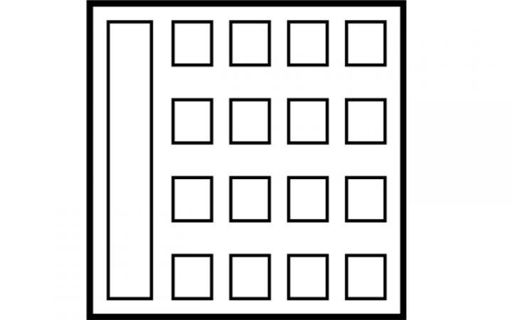 Lageplan Raumbuchung OpenHUB