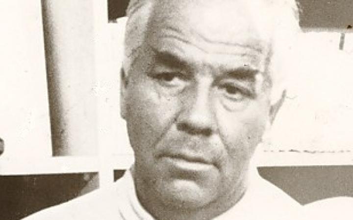 Porträt von Otto Beckmann