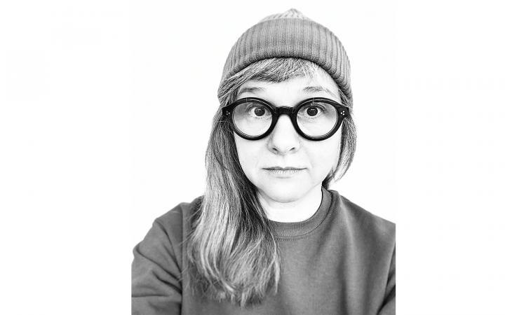 Portrait of Sanne Pawelzyk