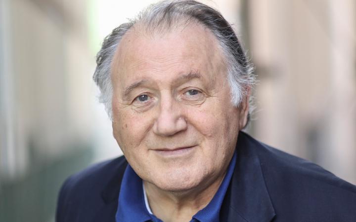 Portrait von Peter Weibel
