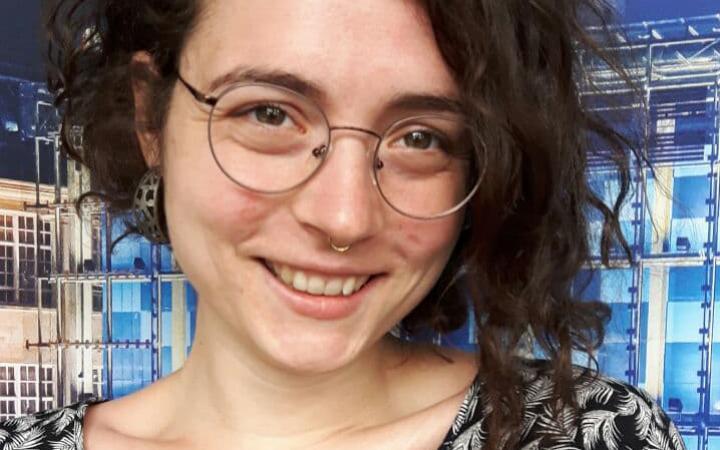Portrait von Marie Klein