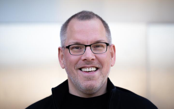 Porträt von Christian Hoffstadt