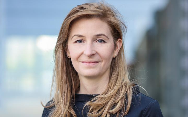Portrait von Margit Rosen