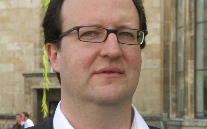 Portrait von Raffael Gross