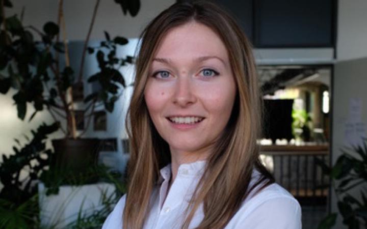 Portrait of Lena Reitschuster