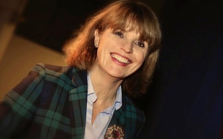 Das Foto zeigt ein Portrait von Sigrid Ingenohl