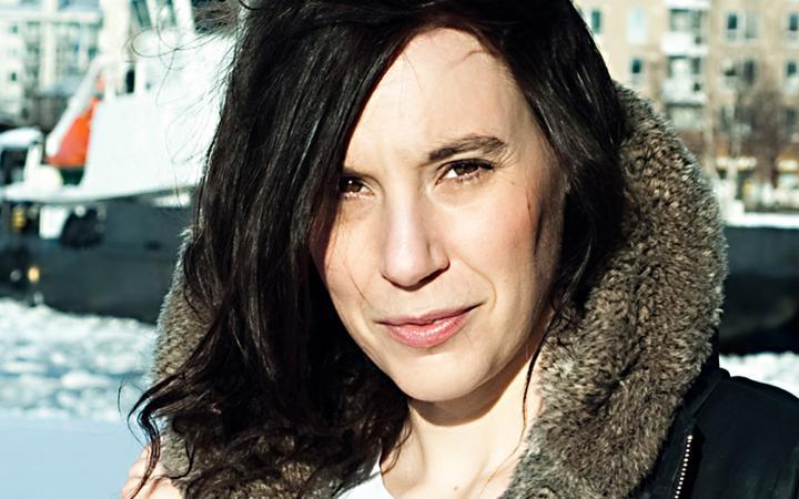 Portrait von Terike Haapoja