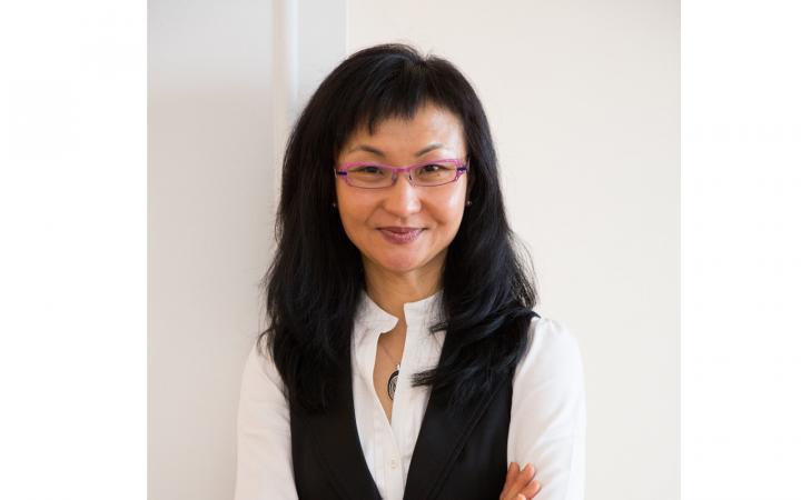 Portrait von Wendy Chun