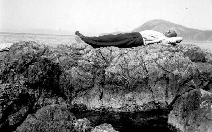 Walther-Bense - Italienreise - 1955