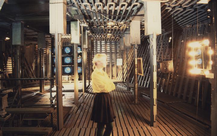 Kunst-Raum-Schiff – MS Stubnitz - 1993