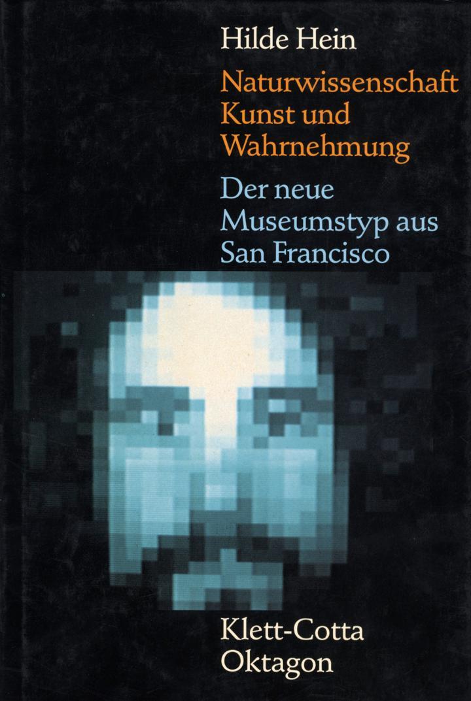 Cover der Publikation »Naturwissenschaft Kunst und Wahrnehmung«