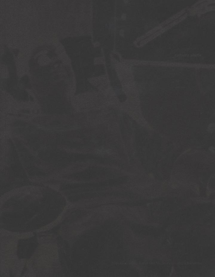 Cover der Publikation »Camera Silens«