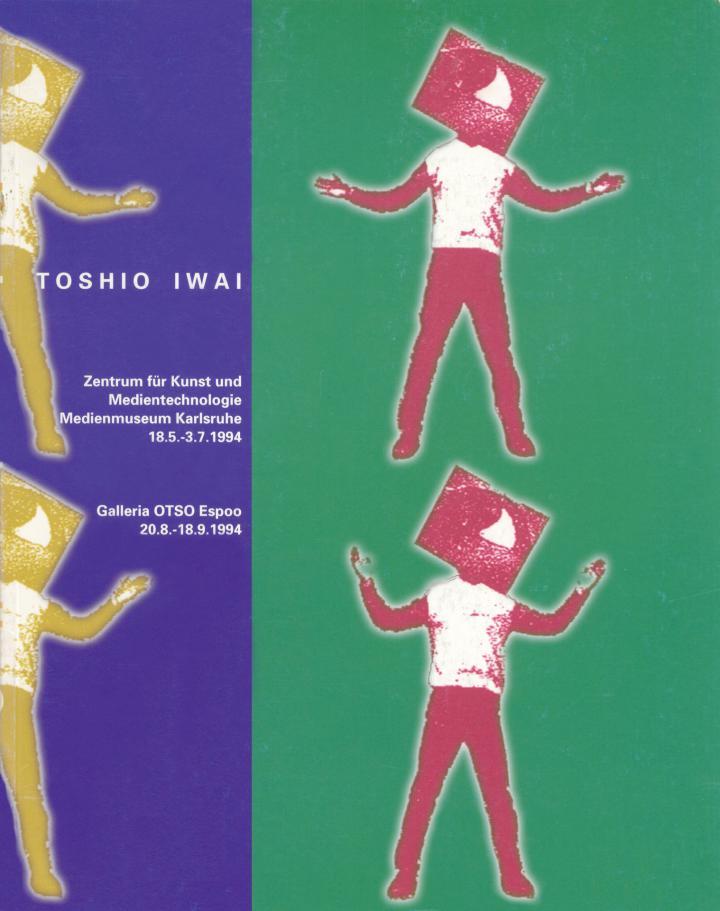 Cover der Publikation »Toshio Iwai«