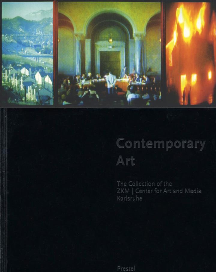 Cover der Publikation »Contemporary Art«