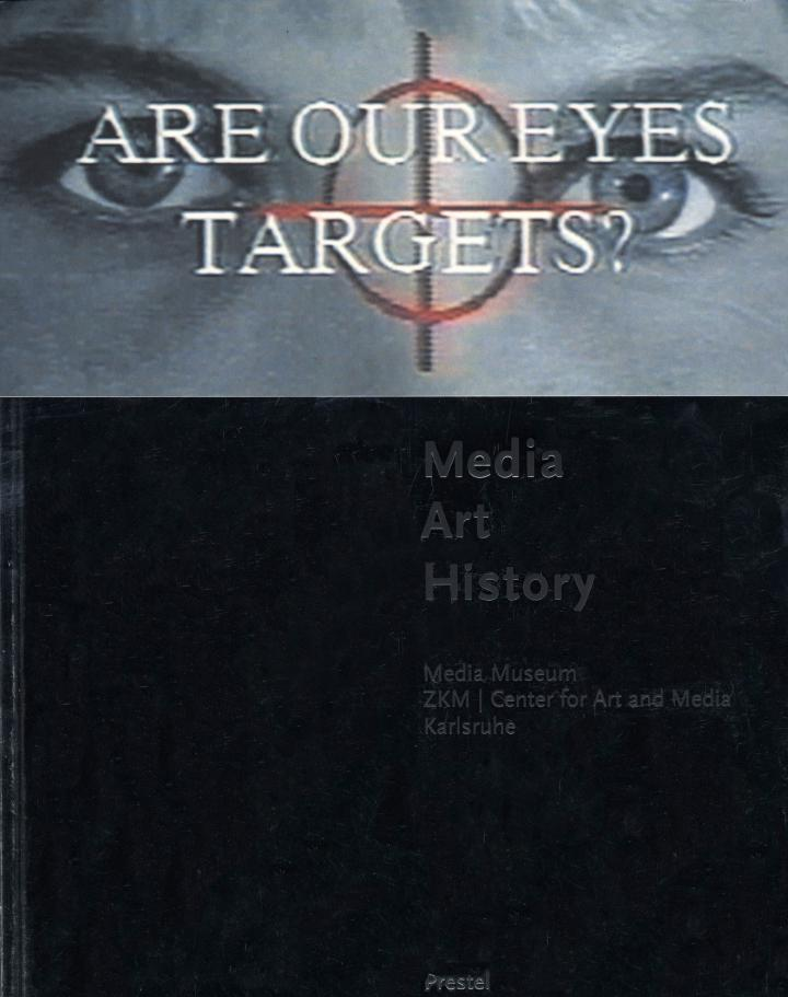 Cover of the publication »Media-Art-History«