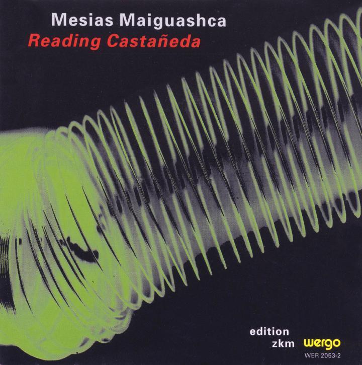 Cover der Publikation »Reading Castañeda«