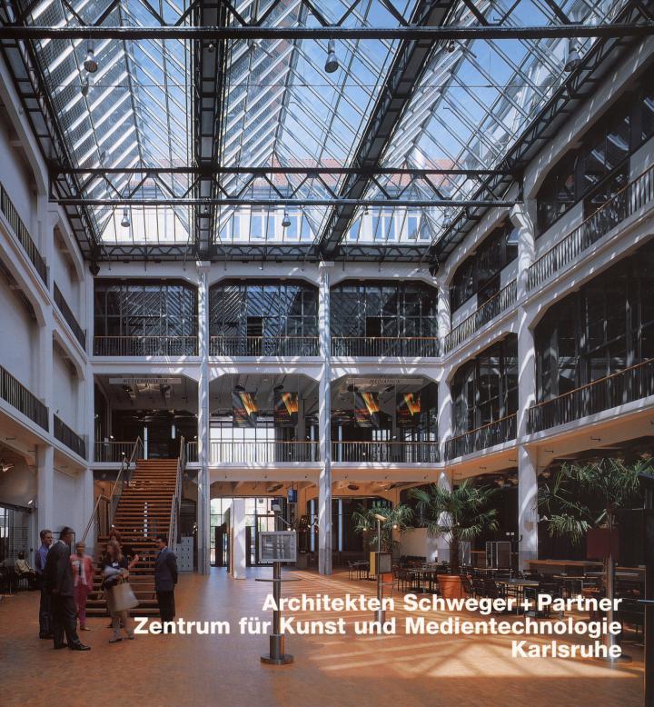 Cover der Publikation »Architekten Schweger + Partner«