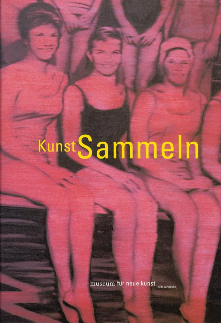 Cover der Publikation »Kunst Sammeln«