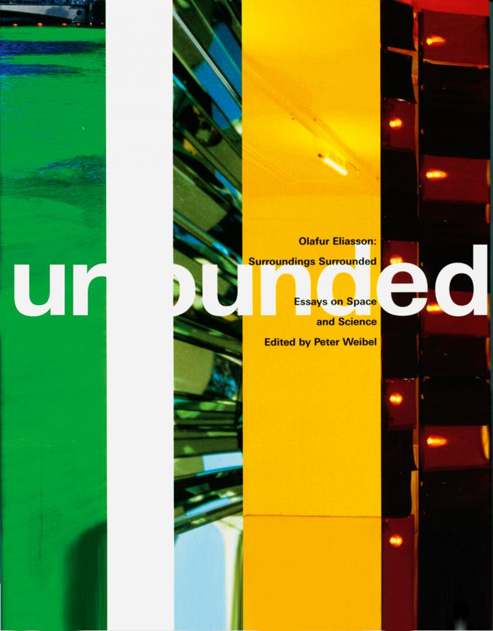 Cover der Publikation »Olafur Eliasson: Surroundings Surrounded«