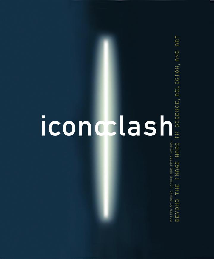 Cover of the publication » Iconoclash«