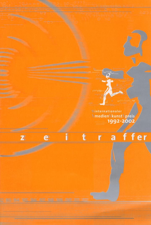 Cover of the publication »Zeitraffer / Time Lapse. Internationaler Medienkunstpreis 1992–2002«