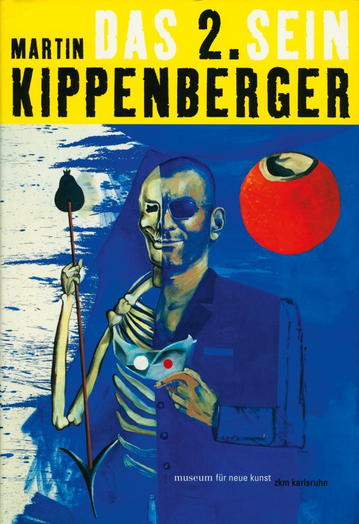 Cover der Publikation »Martin Kippenberger: Das 2. Sein«