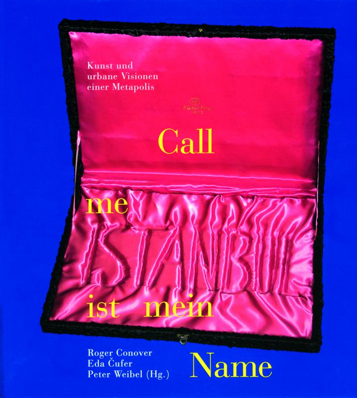Cover of the publication »Call me Istanbul ist mein Name«