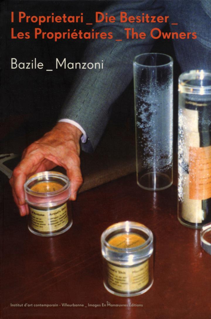 Cover der Publikation »I Proprietari / Die Besitzer / Les Propriétaires / The Owners«