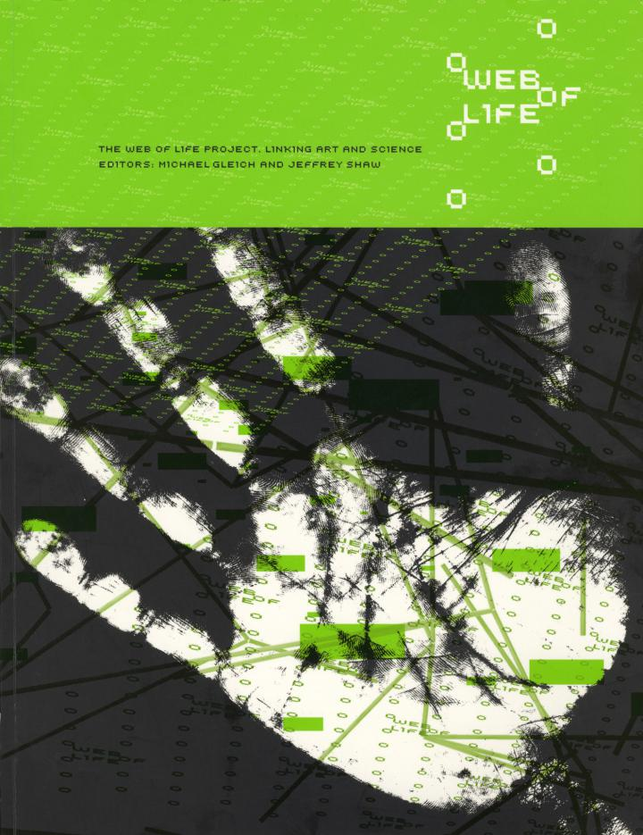 Cover of the publication » Web of Life«