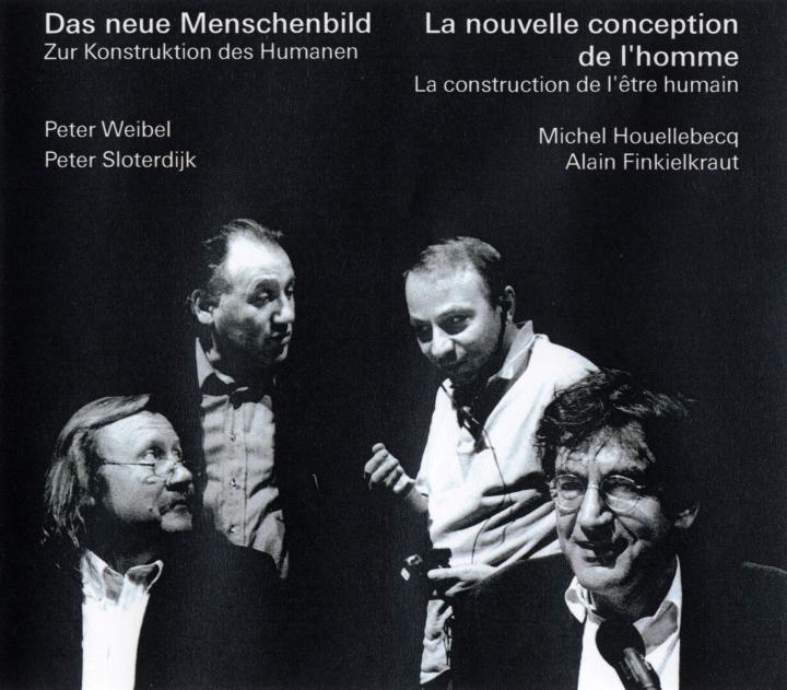 Cover der Publikation »Das Neue Menschenbild. Zur Konstruktion des Humanen / La nouvelle conception de l'homme. La construction de l'être humain«