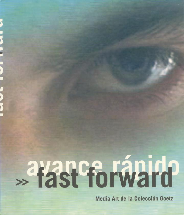 Cover of the publication »Avance rapido«