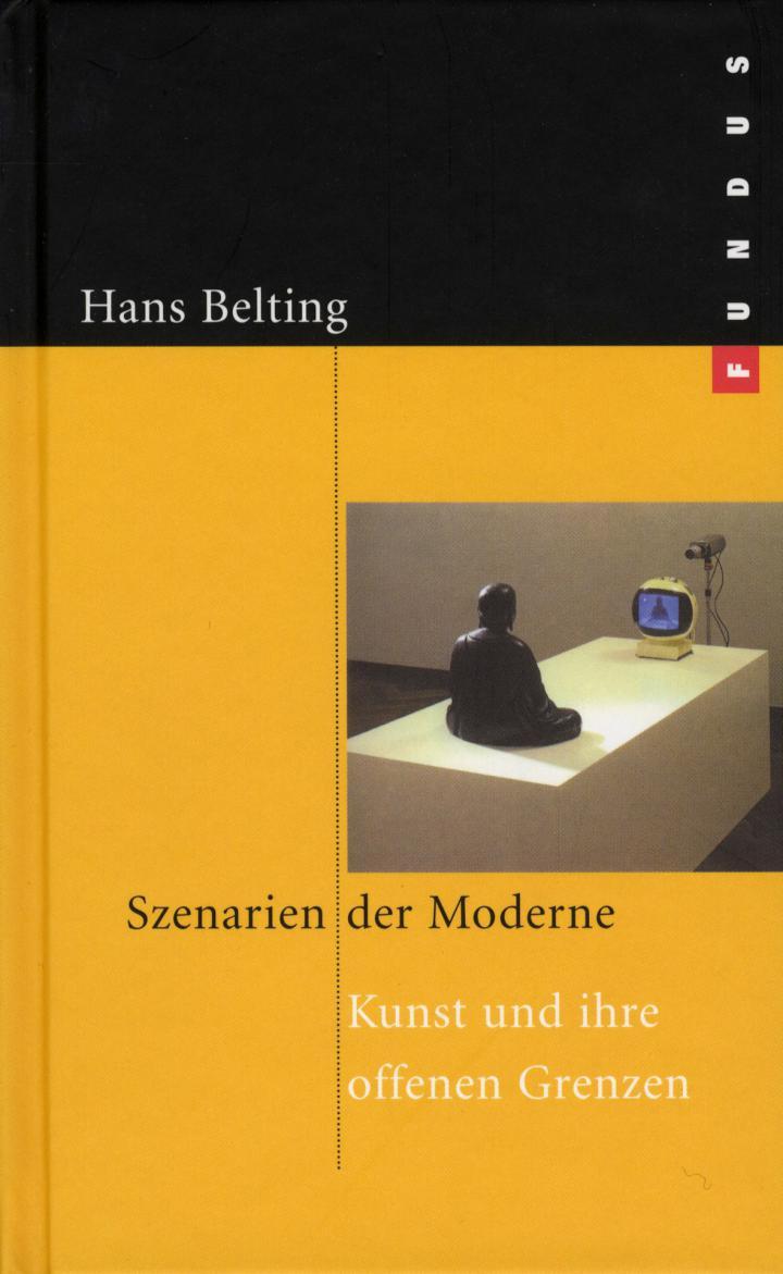 Cover of the publication »Szenarien der Moderne«
