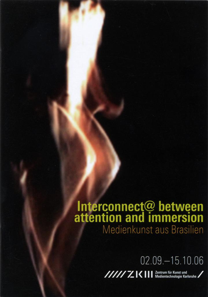 Cover der Publikation »Interconnect@ between Attention and Immersion«