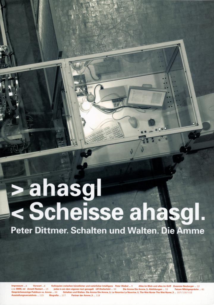 Cover der Publikation »Peter Dittmer: Schalten und Walten«