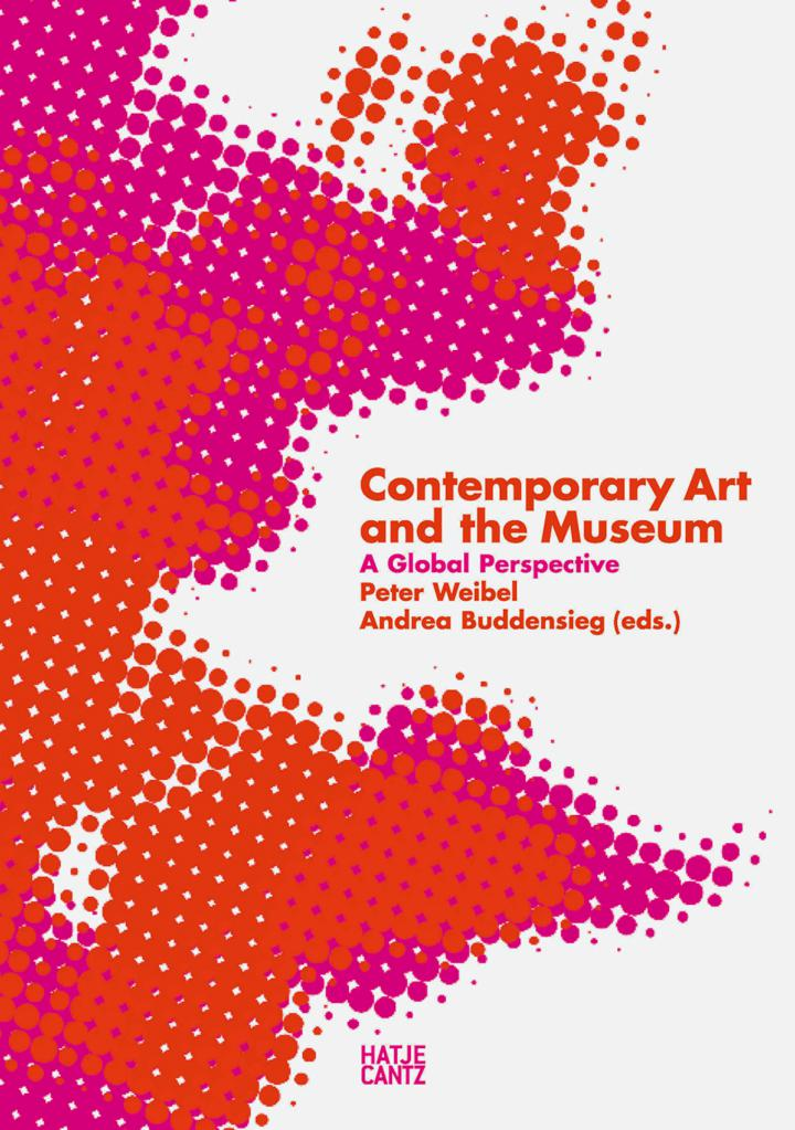 Cover of the publication »Contemporary Art and the Museum«