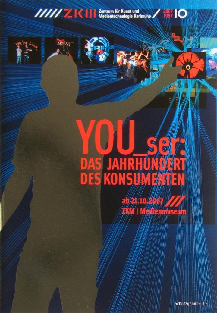 Cover der Publikation »You_ser«