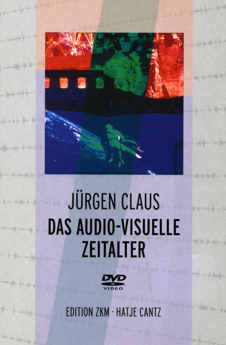 Cover of the publication »Das audio-visuelle Zeitalter«