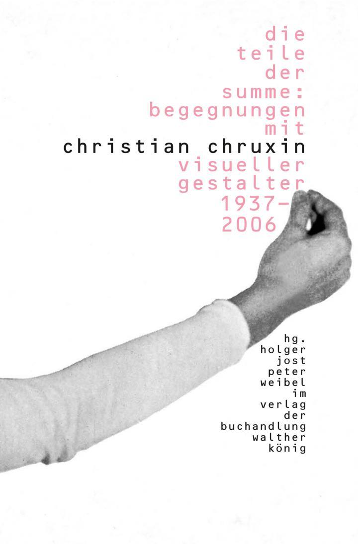 Cover of the publication »Die Teile der Summe. Begegnungen mit Christian Chruxin«