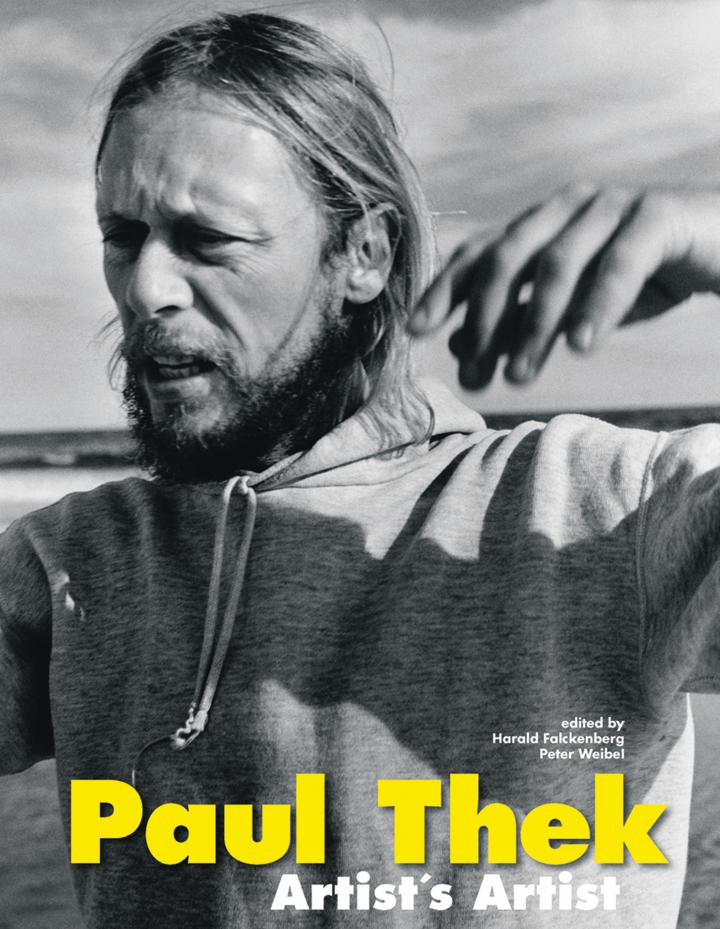 Cover der Publikation »Paul Thek«