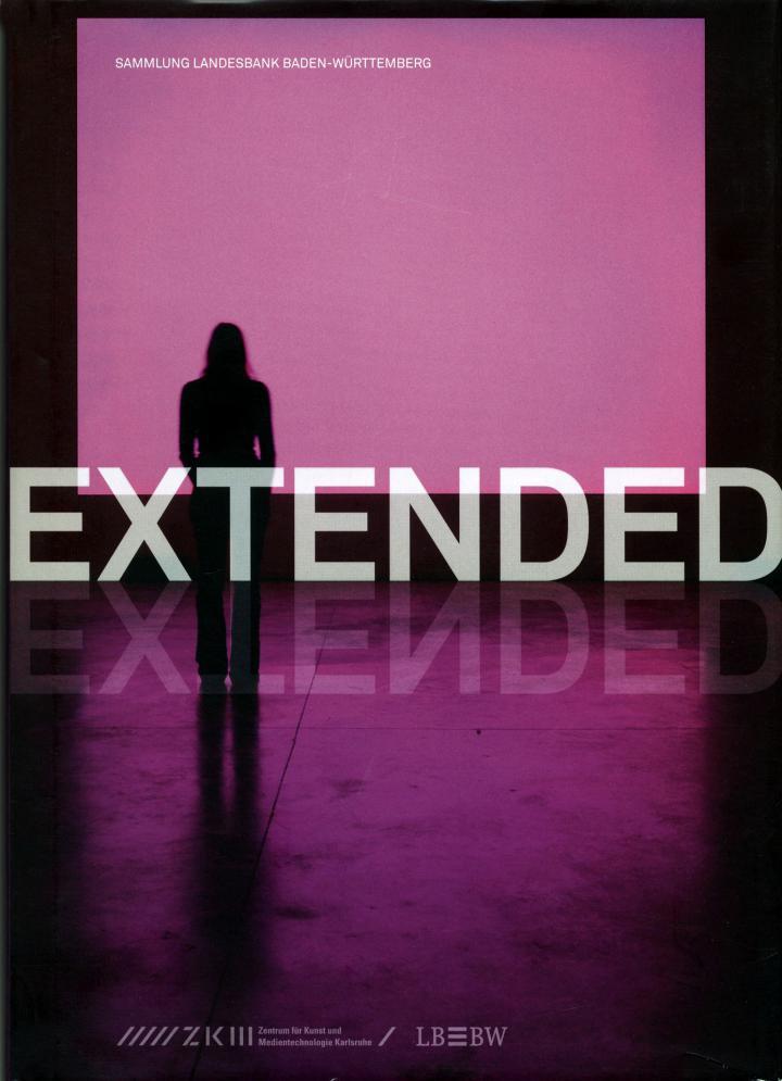 Cover der Publikation »Extended«