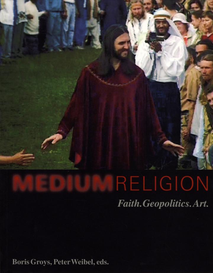 Cover der Publikation »Medium Religion«