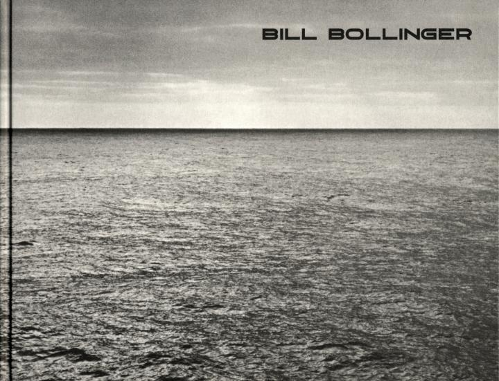 Cover of the publication »Bill Bollinger«