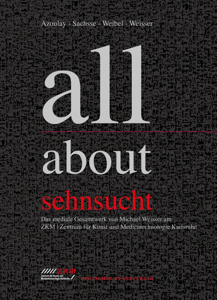 Cover of the publication »All about Sehnsucht«